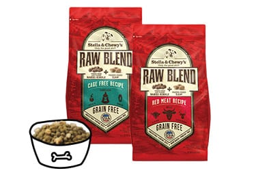 Raw Blend Kibble Product Image