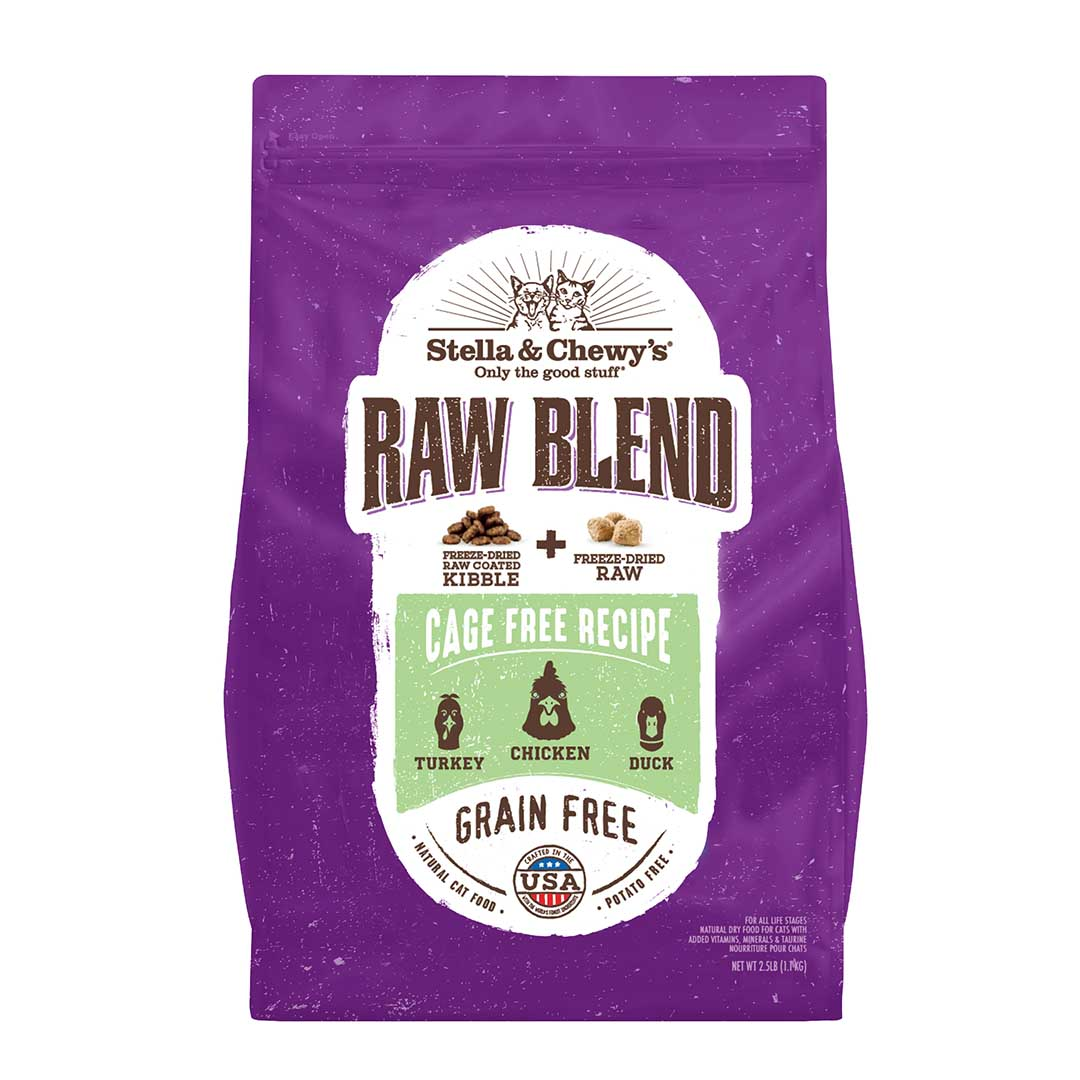 Raw Blend Cage Free Recipe