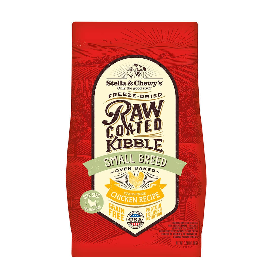 Cage-Free Chicken Raw Coated Kibble