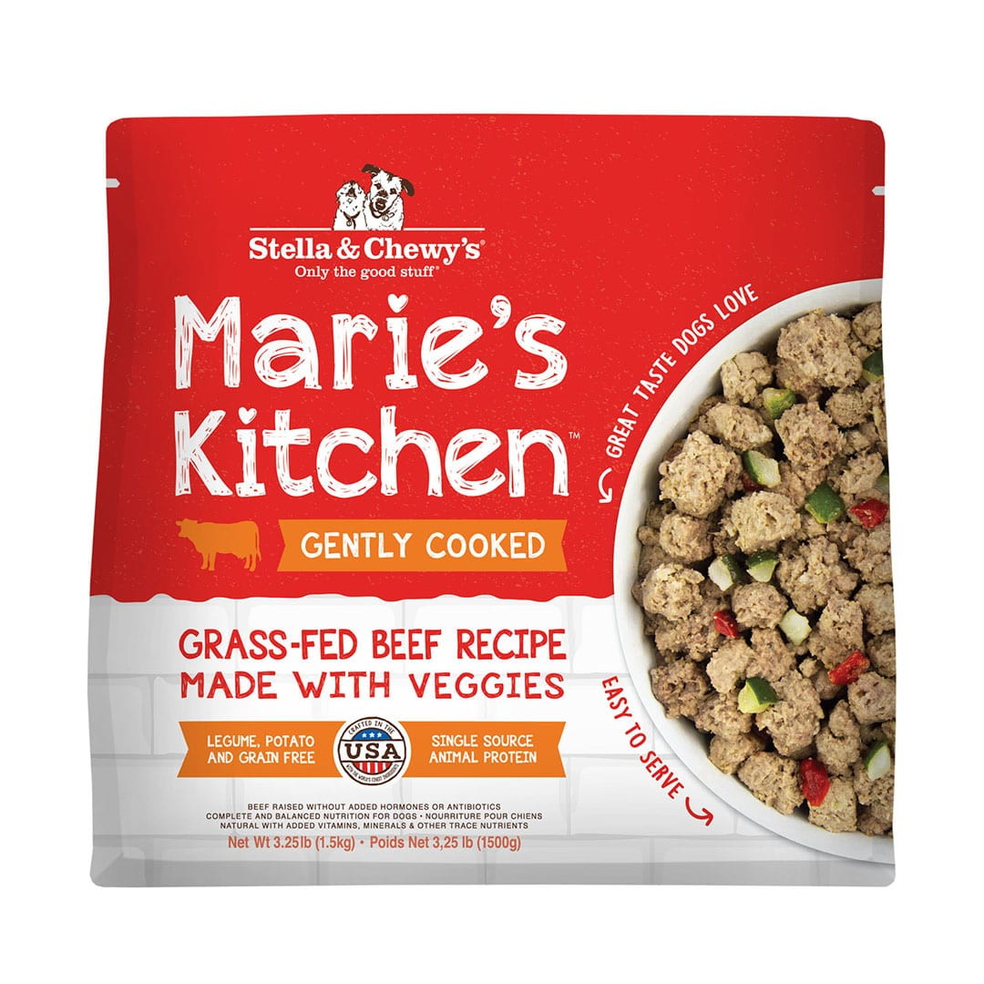 Marie's Kitchen Grass-Fed Beef Recipe