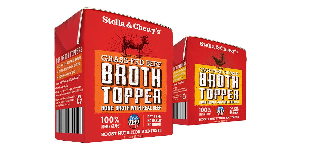 Broth Toppers