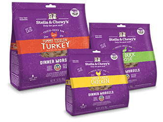 Freeze Dried Raw Dinner Morsels
