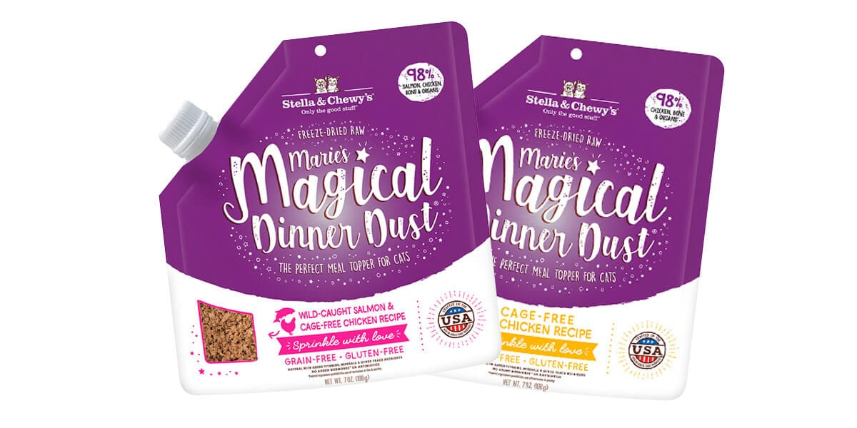Marie's Magical Dinner Dust