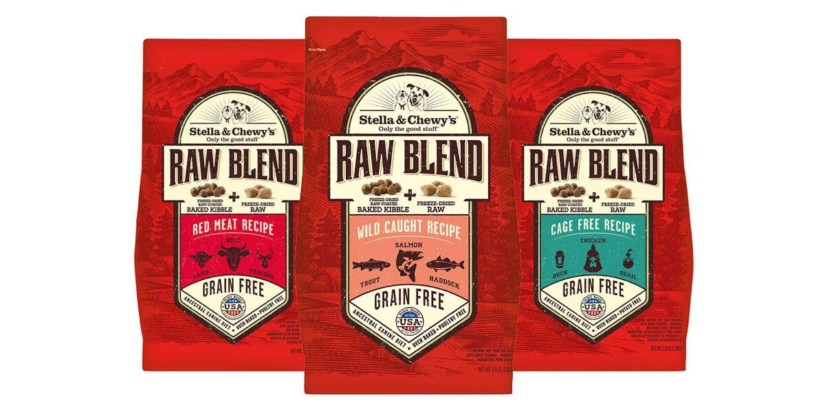 Raw Blend Baked Kibble